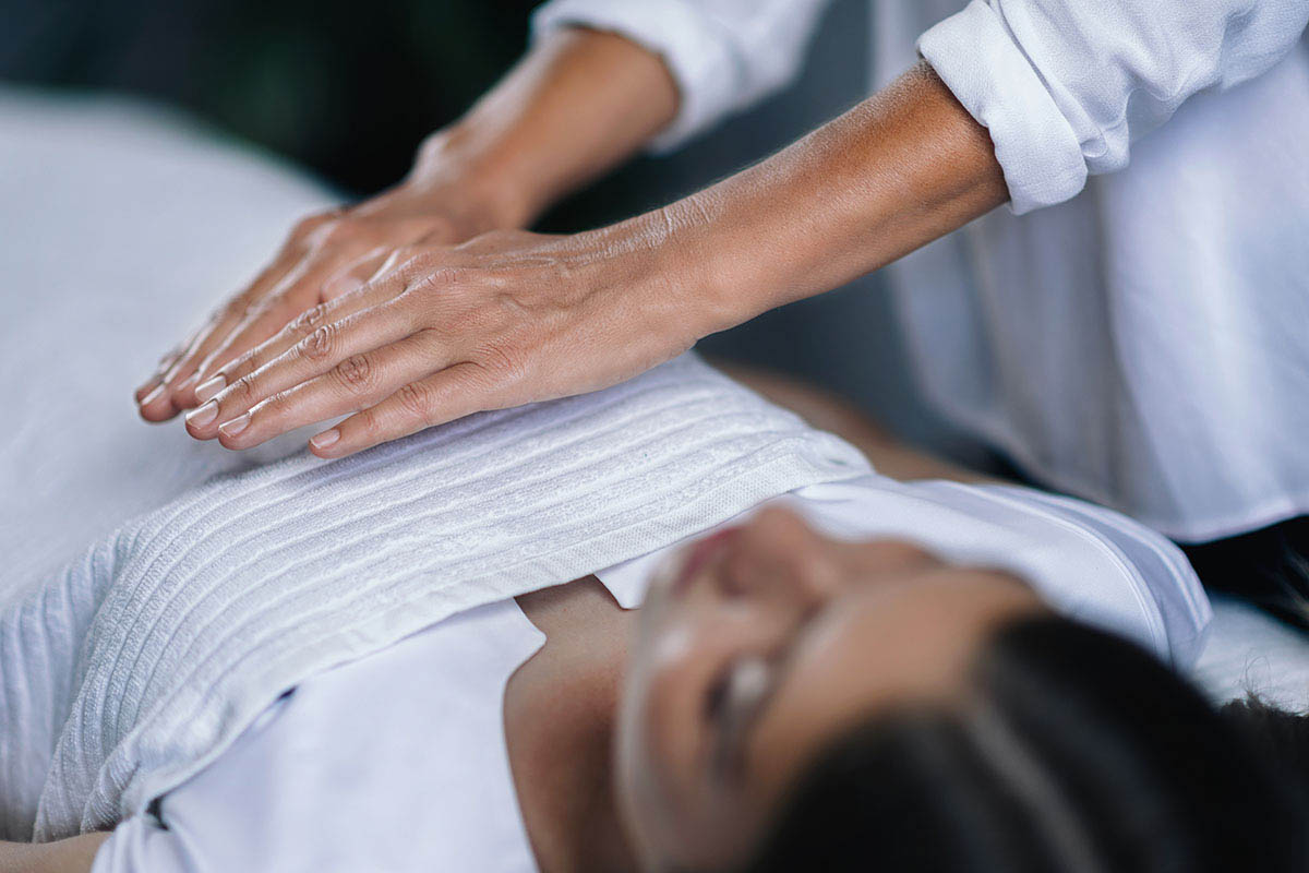 Reiki Healing Session Long Island